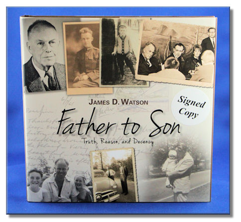 Father to Son by James Watson