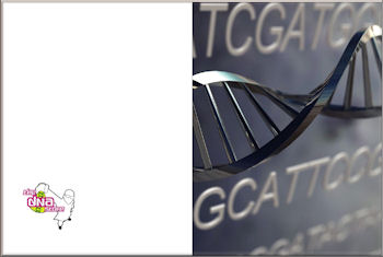 DNA Greeting Cards