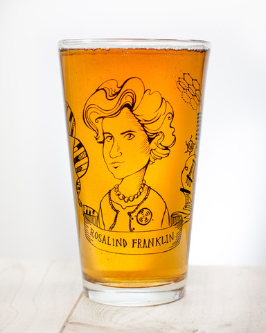 Rosalind Franklin Pint